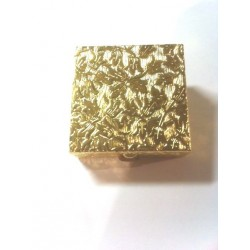 GOLDEN SQUARE BAG PILL BOX