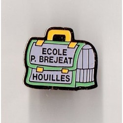 PIN'S ECOLE P.BREJEAT -...