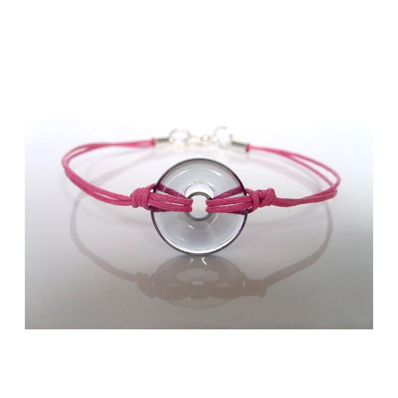 Eulalia grey bracelet
