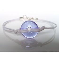 Bracelet Eulalia lavande