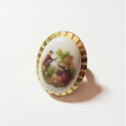 copy of BAGUE EN PORCELAINE...