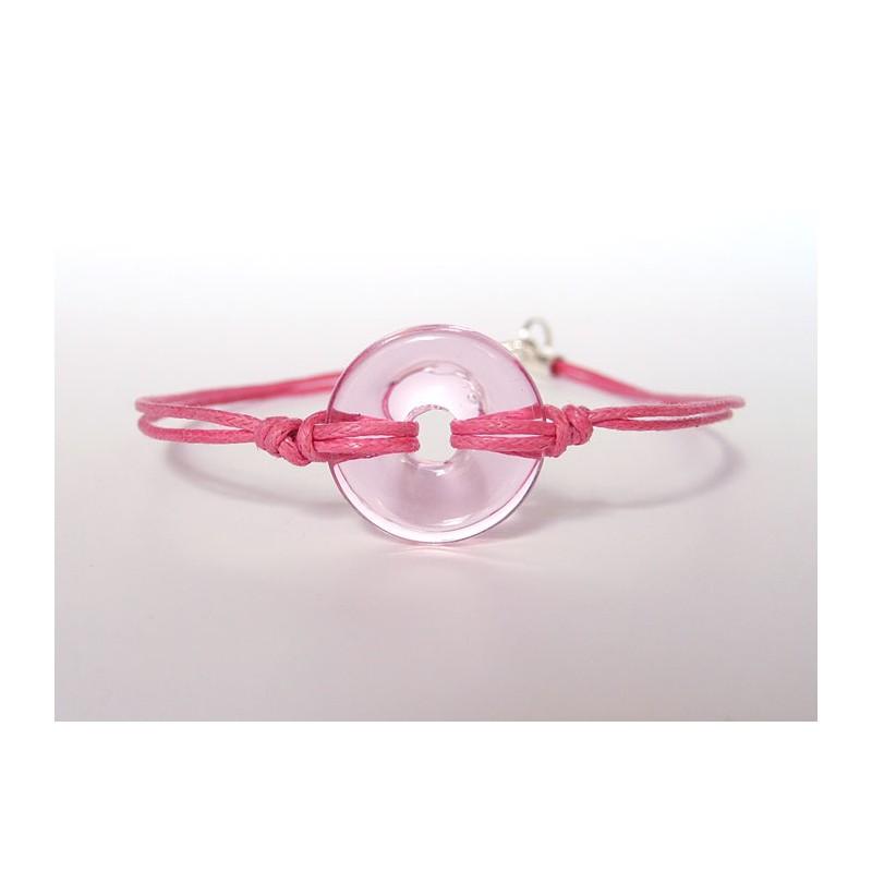 Bracelet Eulalia rose