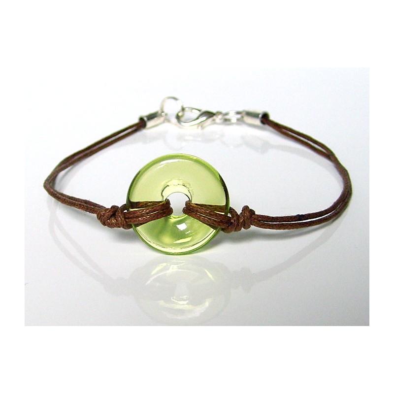 Eulalia absinthe bracelet