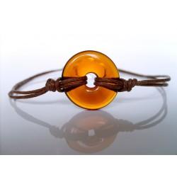 Bracelet Eulalia topaze