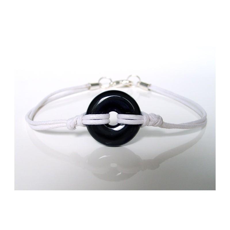 Eulalia black bracelet