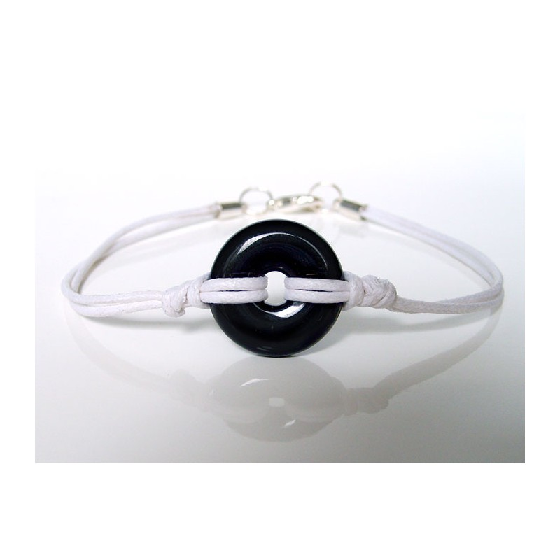 Bracelet Eulalia noir