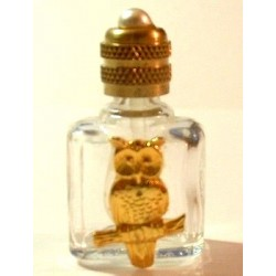 MINIATURE PERFUME COLLECTION OR FOR THE WHITE OWL GOLDEN BAG