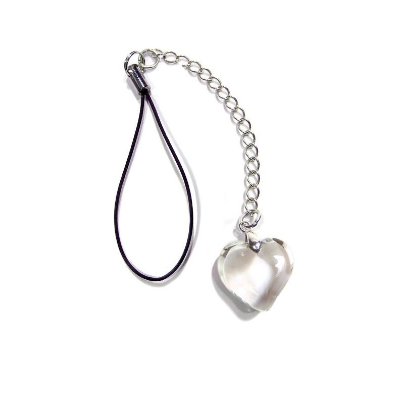 Bijou de portable Valentinette cristal