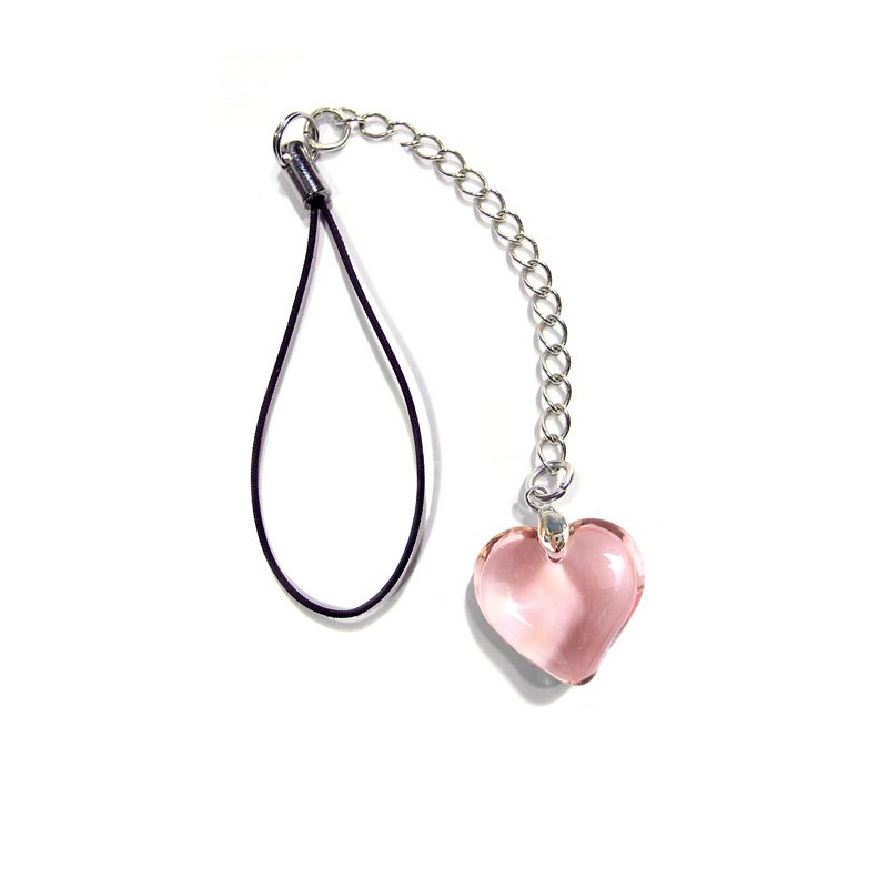 Bijou de portable Valentinette rose