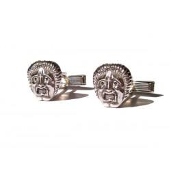 Gargoyle Notre-Dame de Paris cufflinks
