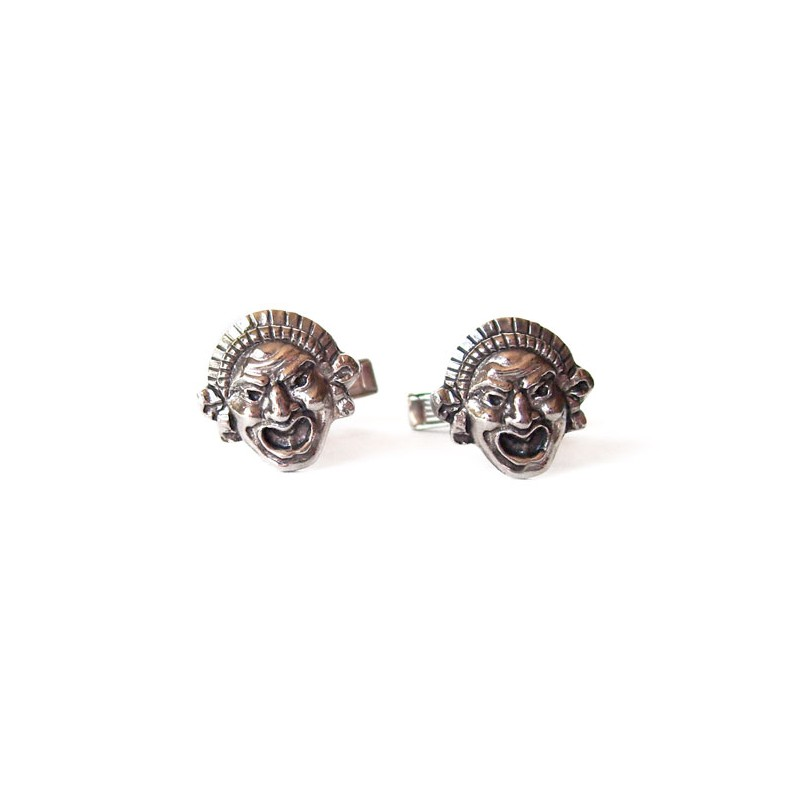 Gargoyle Notre-Dame de Paris Cufflinks - Accessories