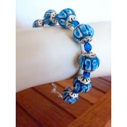 Bracelet Clément turquoise