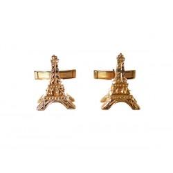 Boutons de manchette Tour Eiffel - Accessoires