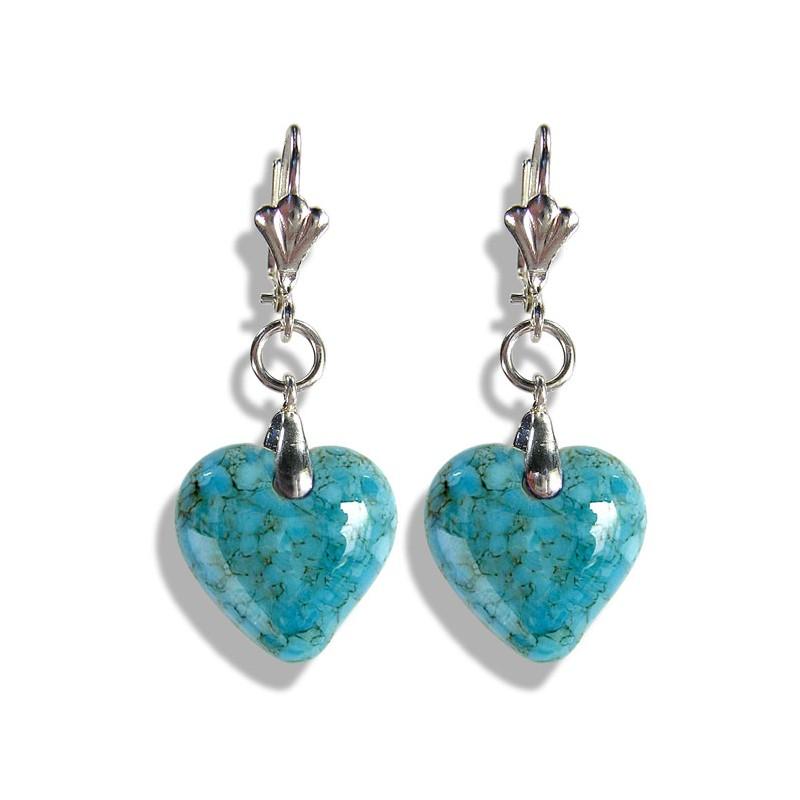 Boucles d'oreilles Valentinette matrix