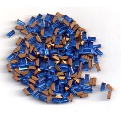 20 STRASS BAGUETTES - ART 4501 - 4x2 - SAPHIR