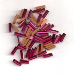 24 STRASS BAGUETTES - ART 4500 - 6x2 - RUBY