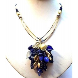 COMPLETELY HANDMADE PENDANT NECKLACE