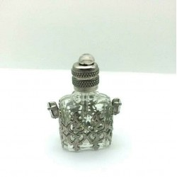 MINIATURE PERFUME FOR THE SILVER CRYSTAL COLOR LECYTHIOPHILE COLLECTION BAG