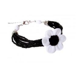 Crystal Marguerite bracelet