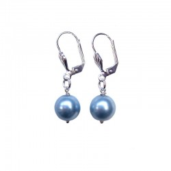 SKY PEARL PEARL EARRINGS