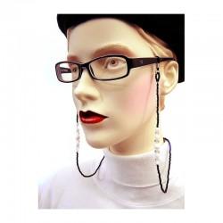 copy of Brandy silver eyeglass chain