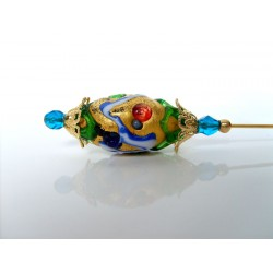 Campo multicolor fibula