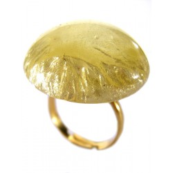 Crystal France ring