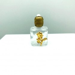 MINIATURE OF PERFUME COLLECTION OR FOR THE BLANC DORE BAG
