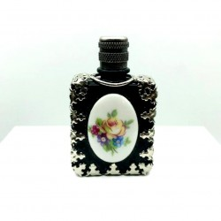 copy of MINIATURE DE PARFUM COLLECTION TUBULAIRE ROUGE ARGENTE