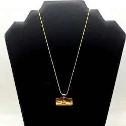 copy of 18 K GOLD-PLATED PERFUME PERFUME JEWELRY