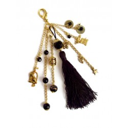 Charm talismen, bag charms, key ring - Fashion accessories
