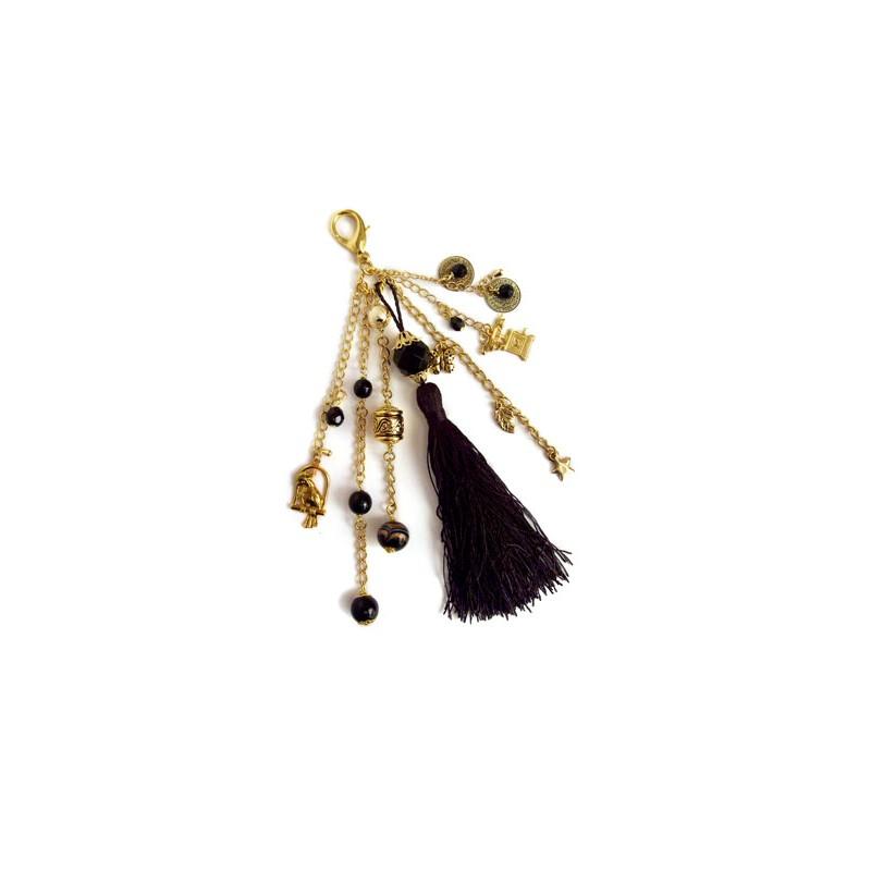 Grigris, bijoux de sac, porte-clés breloques - Accessoires de mode