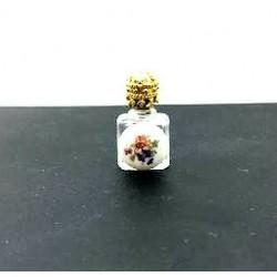 PORCELAIN COLLECTION PERFUME MINIATURE BOUQUET DECOR GIFT IDEA