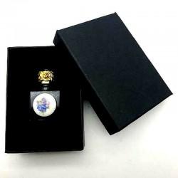 MINIATURE PERFUME COLLECTION OR FOR BAG COLOR BLACK BOUQUET DECOR