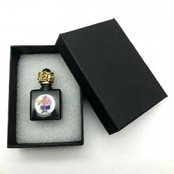 copy of MINIATURE PERFUME COLLECTION OR FOR BAG COLOR BLACK BOUQUET DECOR