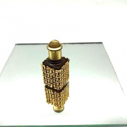MINIATURE PERFUME COLLECTION OR FOR THE SQUARE AMBER BOTTLE BAG