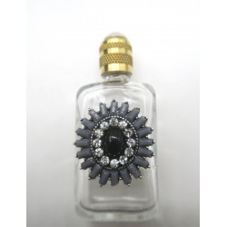 copy of PERFUME MINIATURE FOR THE BAG - LECYTHIOPHILE COLLECTION - FILIGRANE AJOURE GOLDEN